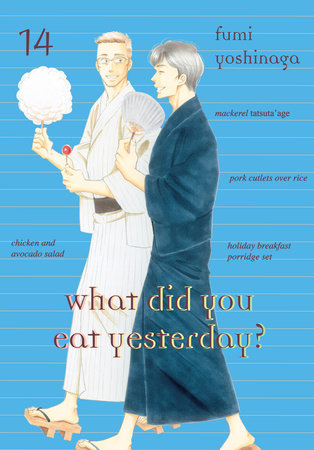 What Did You Eat Yesterday?, Volume 14