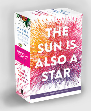 Nicola Yoon 2-Copy TR Pbk Boxed Set