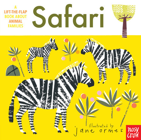 Animal Families: Safari