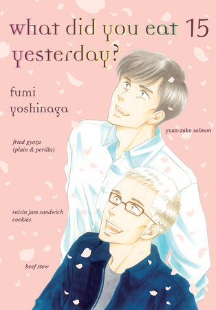 What Did You Eat Yesterday?, volume 15