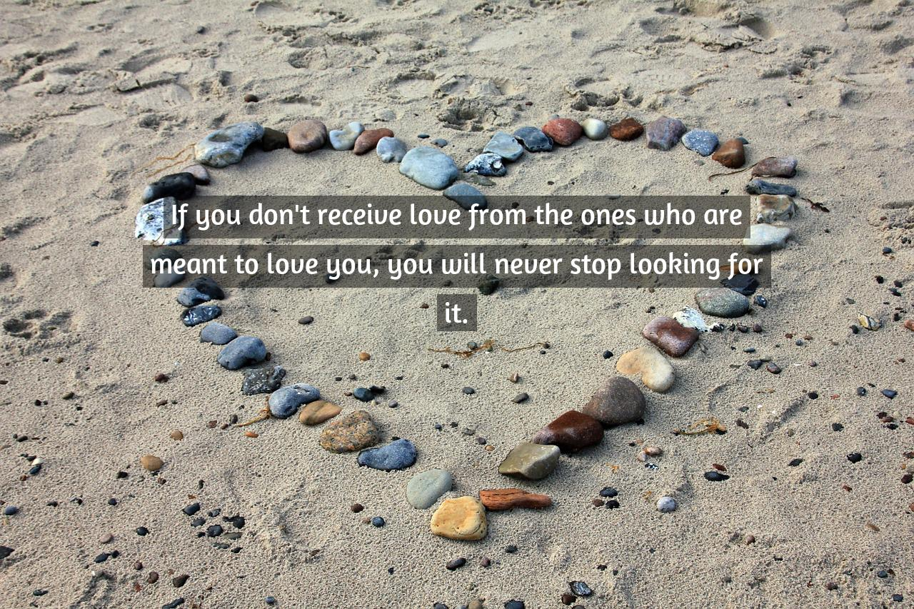 Yearning for love quotes